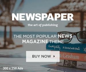 Author Template - Magazine PRO
