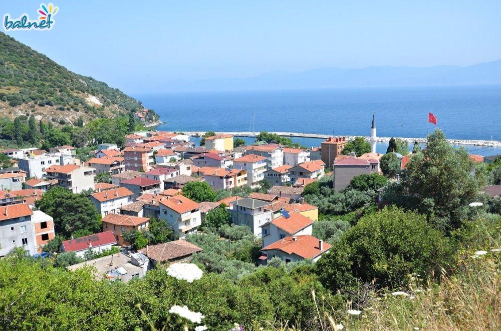 marmara adası asmalı köyü