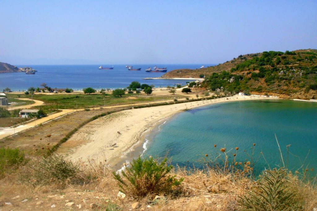 marmara adası saraylar köyü